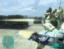 Wii MS戦線0079 エースパイロットモード(ガンダムMS08小隊・ポケ戦・ブルー)
