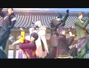 【MMD銀魂+刀剣乱舞※閲覧超絶注意】  エンヴィキャットウォーク 【高杉・日・杵・鶴・燭・明】