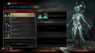 『Mortal Kombat 11』カスタム・アビリテ