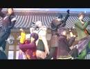 【MMD銀魂+刀剣乱舞※音ズレ修正版】『エンヴィキャットウォーク』【高杉・日・杵・鶴・燭・明】