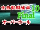 全自動麻雀卓オーバーホール(10)雀豪mk3 Final