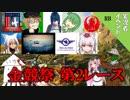 【WarThunder】山葵、空を飛ぶ番外編2「金競祭第2レース」【ゆっくり&VOICEROID実況】