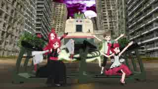 【MMDケムリクサ】Here It Goes Agony【全員集合】