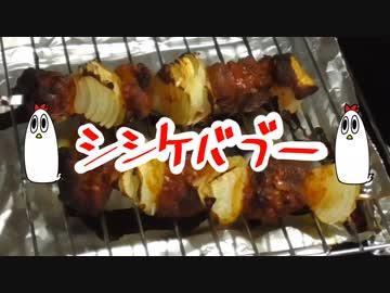 【NWTRご飯】シシケバブ