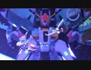 【MMDアイドル部】Idol Sentinel【MMDガンダム】