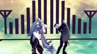 【MMD】フラジール【刀剣乱舞×Fate】