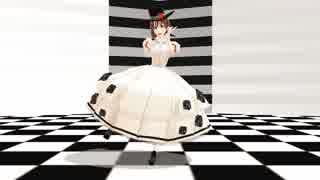 【Fate/MMD】2部OPに出てきたおっぱい白ロ