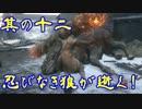 「初見」忍びなき狼が逝く!!! 「SEKIRO-隻浪」実況 其の十二
