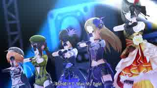 【デレステMV】「Max Beat」 (全員SSR)【1