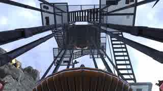 【Fallout76】お家紹介 - 9階建て礼拝塔(