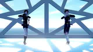 【MMD刀剣乱舞】薬研と厚でベノム