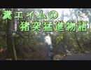 糞エイムの猪突猛進物語 ゆっくりボイロサバゲー動画 第11回