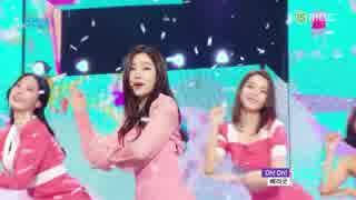 【k-pop】 베리굿(BerryGood) - Oh! Oh! 음악중심 (MusicCore) 190525
