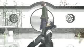 【MMD刀剣乱舞】ジッタードール【東西