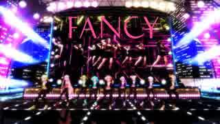 【MMD】TWICE - FANCY【ボーカロイド】