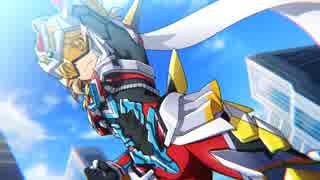 「SSSS.GRIDMAN」×「戦姫絶唱シンフォギア