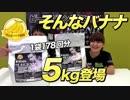ビーレジェンド そんなバナナ風味に5kgサイズが登場!【ビーレジェンド鍵谷TV】