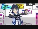 【MMD艦これ】 SSR式涼風・初霜改二・若葉で [A]ddiction PV-Kit使用