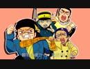 【手描き金カム】樺太先遣隊でロールプレイングゲーム