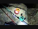 【釣り・Fishing】Google Pixel 3 XLの夜間テスト撮影を兼ねた釣行@荒川の戸田橋付近でバス釣り【VLOG】