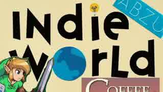 【反応】Indie World2019/05/31を喋りなが
