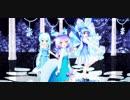 【MMD花騎士】ネリネ、キツネノボタン、チルノがPerfume『Sweet Refrain』を踊りました♪1080p