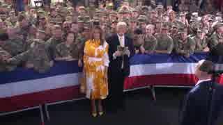 トランプ大統領訪日:ホワイトハウスがクリップにした動画をまとめました