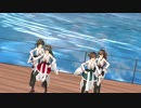 【MMD艦これ】金剛型のBelieve in Bravery【VY1V4】