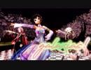 【雛乃木まや・巡音ルカ・桜ミク】galaxias!【Ray-MMD】