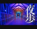 【夜歩き】八景島~横浜