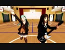 【MMD】valley of  bitter bell【金曜日のおはよう】
