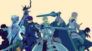 【再投稿+おまけ】リバーシブル・キャンペーン【円卓の騎士/叛逆の騎士】