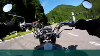 バイクで出かけたい02 YD125というバイクについて~室生寺周辺を走る