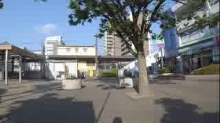 平成31年6月5日16時7分 岩倉駅に集団スト
