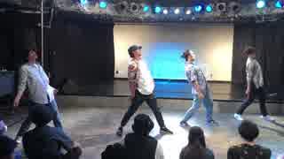 Step Drunker ダンスショーケース【Charavan VOL.4】
