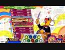 [pop'n music peace] Lv49 Line Times (クラシック8) EX