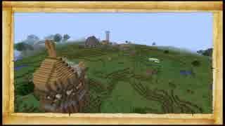 【Minecraft】月兎の街づくりクラフト 最