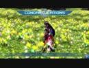 【PSO2】RAスティンガーの衝撃波とダッシュ攻撃のみでソロ花をクリアしてみた Fi/Hu【ソロ花】