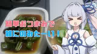 【ボイ酒ロイドキッチン】葵ちゃんの簡単