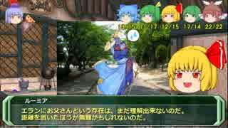 剣の国の魔法戦士チルノ8-8【ソード・ワー