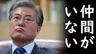 韓国文在寅大統領、大阪G20で1人ボッチ確定?主要国と首脳会談の予定がない模様、文在寅これどうすんの?w