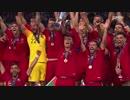 NL決勝・セレモニー《18-19 ネーションズリーグ》 [リーグA・決勝] ポルトガル vs オランダ(2019年6月9日)
