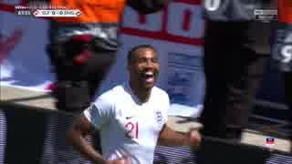 18-19 ネーションズリーグ《リーグA》[3位決定戦] スイス vs イングランド(2019年6月9日)