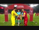 《EURO2020》 【予選:グループH】 [第3節] トルコ vs フラン...