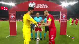 《EURO2020》 【予選:グループH】 [第3節