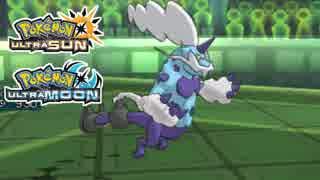 【ポケモンUSM】最強トレーナーへの道Act512【霊獣ボルトロス】