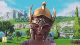【E3 2019】アサシンクリードスタッフ新作「ゴッズ&モンスターズ Gods & Monsters E3 2019  Cinematic Trailer」