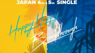 TWICE【트와이스】- HAPPY HAPPY / Breakthrough【MV Teasers】
