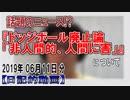 『ドッジボール廃止論が話題「非人間的、人間に害」』についてetc【日記的動画(2019年06月11日分)】[ 72/365 ]
