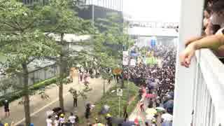 2019年 香港の大規模デモ
